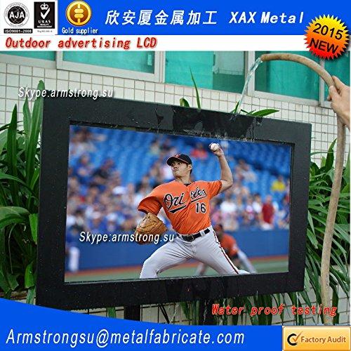 Outdoor waterproof TV Enclosure for 56