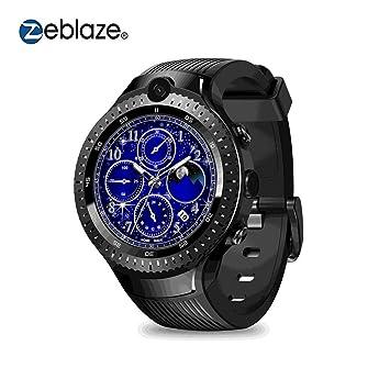Zeblaze THOR 4 Dual Smart Watch 4G Dual 5.0MP Cámara Quad Core 1 + ...