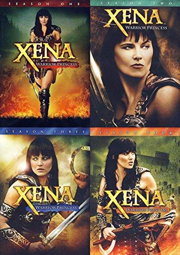 Xena Warrior Princess (Season 1, 2, 3, 4)