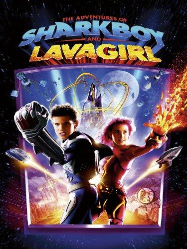 The Adventures Of Shark Boy & Lava Girl -