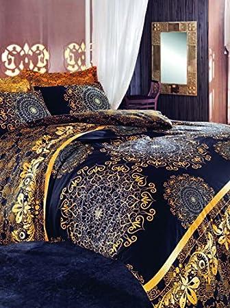 Farbe Couture Bettwäsche Otto Gelb 200 X 220 Cm 250 X 70 Cm