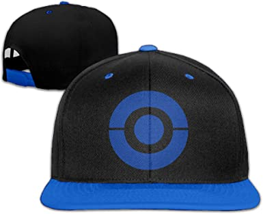 Pokemon Ash Ketchum sombrero de béisbol gorra ajustable entrenador ...