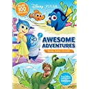 Disney Pixar Awesome Adventures (Draw, Color, Create)