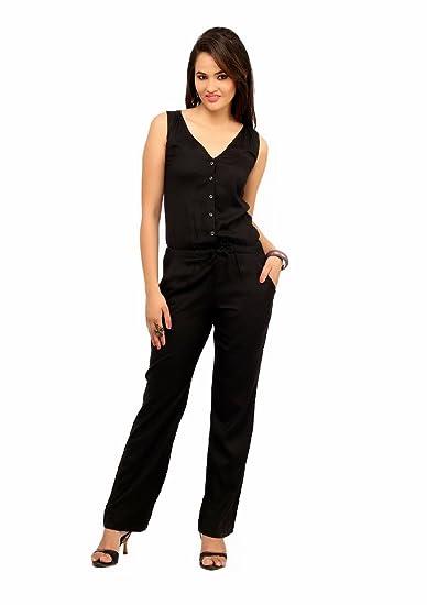 fee699c80292 cottinfab Women s Cotton Jumpsuit  Amazon.in  Clothing   Accessories