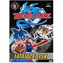 Beyblade: The Movie - Fierce Battle [DVD] [Region Free] (English audio) by Marlowe Gardiner-Heslin