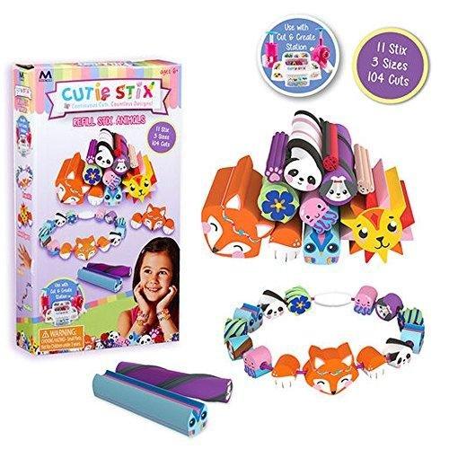 Cutie Stix Refill Stix Animals Pack