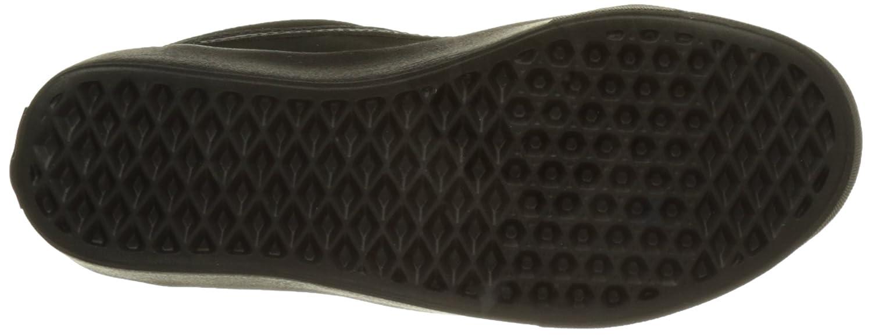 Vans Unisex Old Skool Lite (Suede/Canvas) Skate Shoe B01H4U7OJ8 10 D(M) US|Black