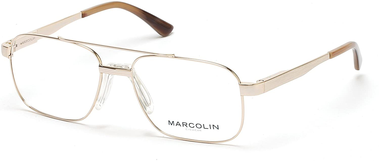 Eyeglasses Marcolin MA 3005 032 gold