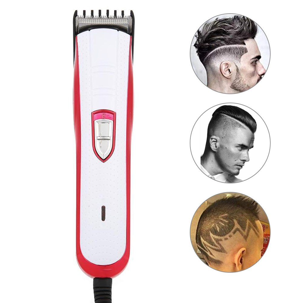 Professional High Quality Advanced Electric Hair Clipper Shaving System Electic Trimmer(Black) Yotown