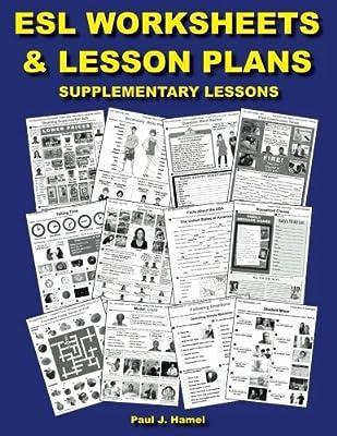 Workbook esl worksheets for adults : ESL Worksheets & Lesson Plans: Supplementary Lessons