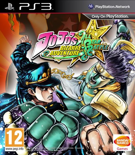 JoJo's Bizarre Adventure All Star Battle Sony Playstation 3 - Jojo Video Game