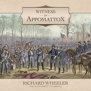 Witness to Appomattox Audiobook