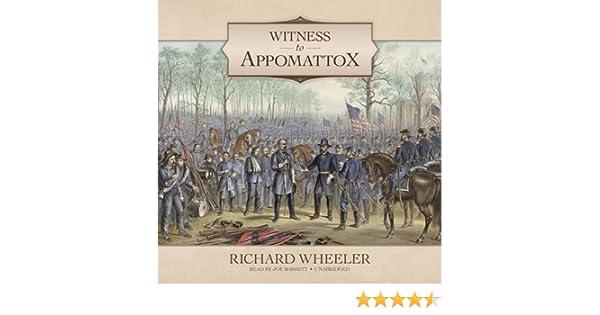Witness to Appomattox
