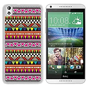 Pattern (16) Durable High Quality HTC Desire 816 Phone Case