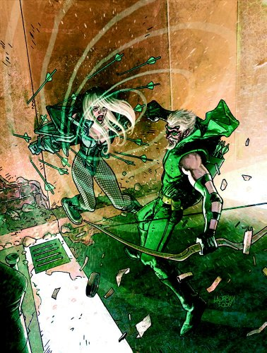 Green Arrow/Black Canary: Enemies List