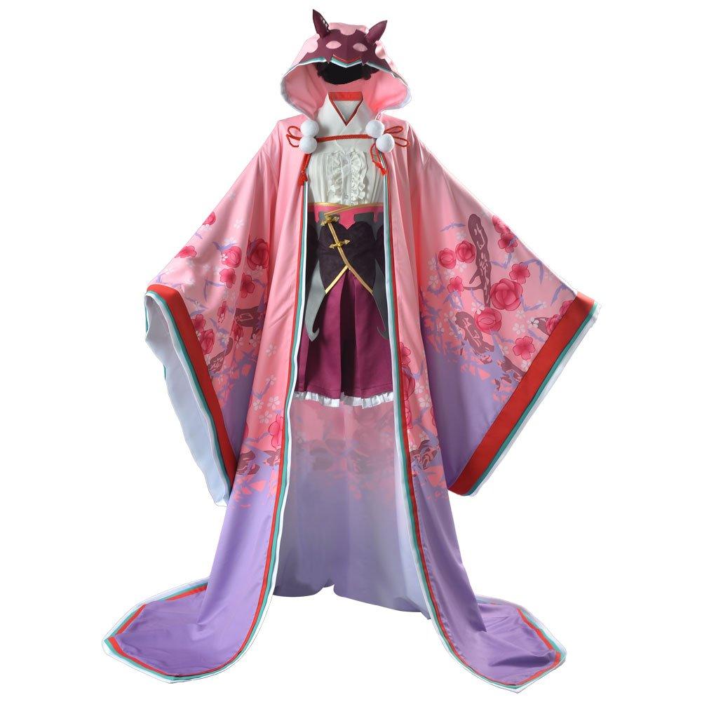 Costhat ADULT_COSTUME ユニセックスアダルト Female:XX-Large ピンク B07B9WMGJT