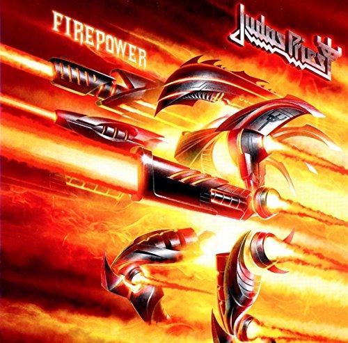 CD : Judas Priest - Firepower (CD)