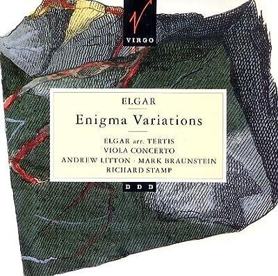 Elgar: Enigma Variations, Viola Concerto