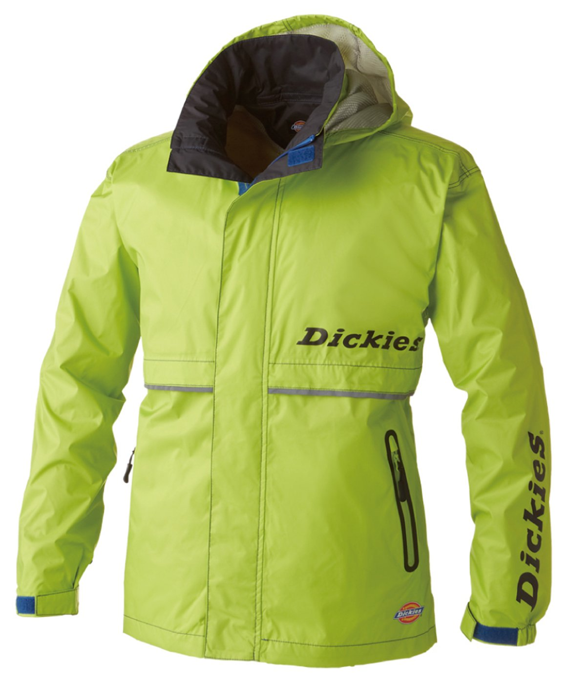 Dickies(ディッキーズ) Dickies レインウェア 上着 合羽 メンズ cc-d3505 B078TQ4MQY 3L|ライム ライム 3L
