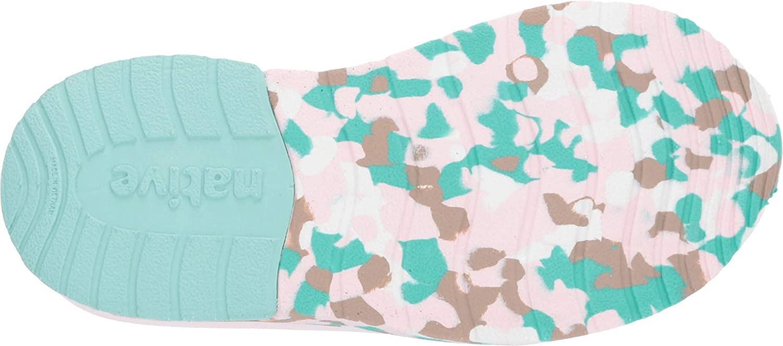 Native Kids Shoes Baby Girls Lennox Blossom Pink//Konpeito//Hydrangea Blue 9 M US Toddler Toddler//Little Kid