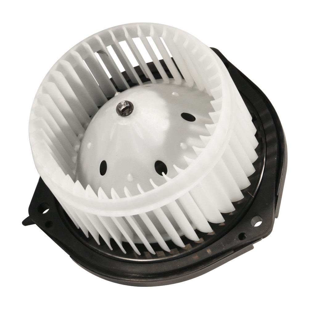AC Blower Motor With Fan - Replaces# 22754990, 15850268, 22792042, 19153333 - Fits 2004-2016 Chevy Impala, 2004-2008 Pontiac Grand Prix, 2005-2009 Buick LaCrosse, 2004-2007 Chevy Monte Carlo