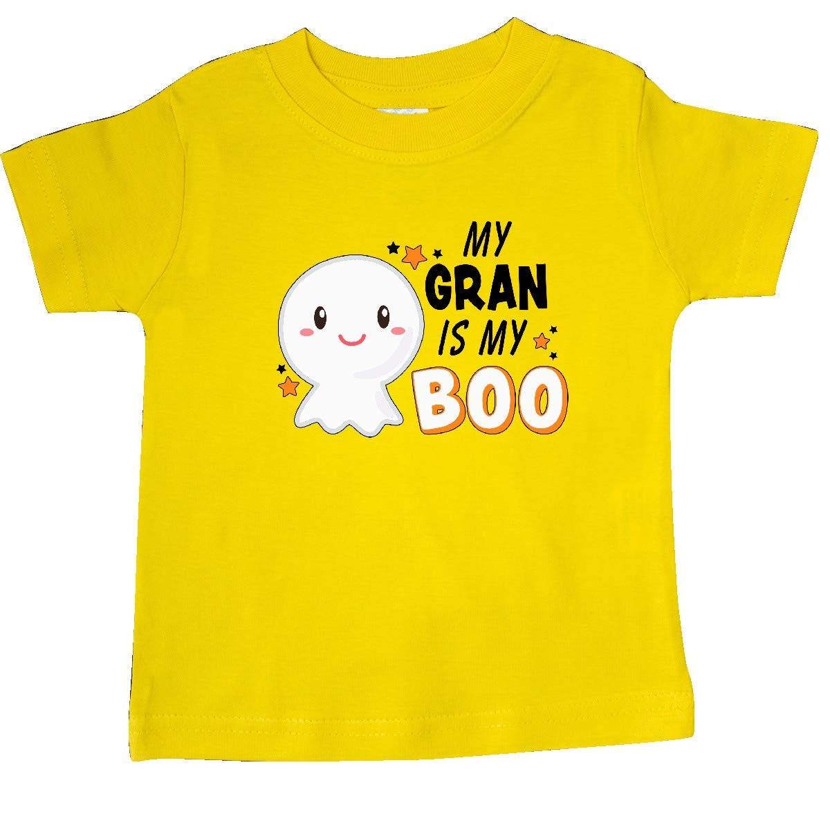 inktastic My Gran is My Boo with Cute Ghost Baby T-Shirt