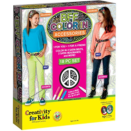 Creativity for Kids  BFF Color in Accessories