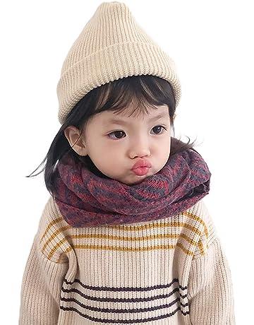 Profusion Circle Children Kids Stars bandana sciarpa scaldacollo in cotone per bambini e bambine giallo Yellow taglia unica