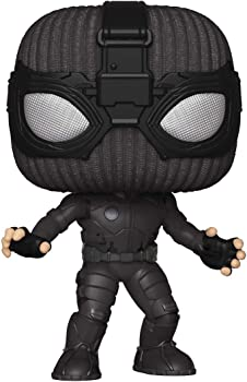 Funko Pop! Marvel: Spider-Man Far from Home Spider-Man Stealth Suit