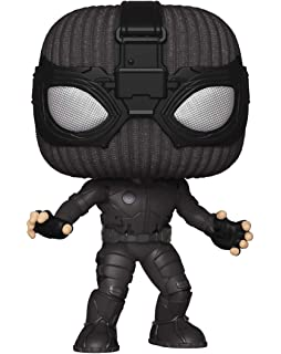 Amazon.com: Funko Pop! Marvel: Spider-Man Far from Home ...