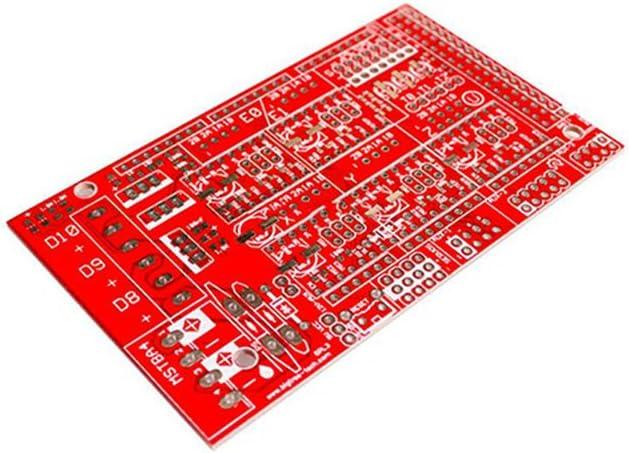 DIY expert selection Ramps 1.4 PCB board for Reprap 3D printer control panel