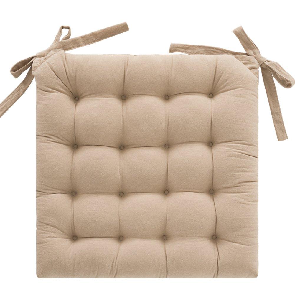 Fundas Antideslizante Esponja Cojines para sillas Lavable Modelo ...