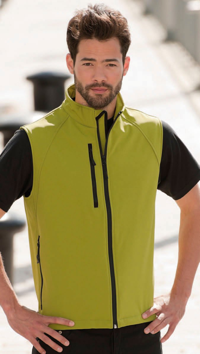 Russell (Russell Russell Europe Jerzees) - Soft Shell Gilet