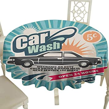 Amazon.com: Cartel retro para la venta de coches, estilo ...