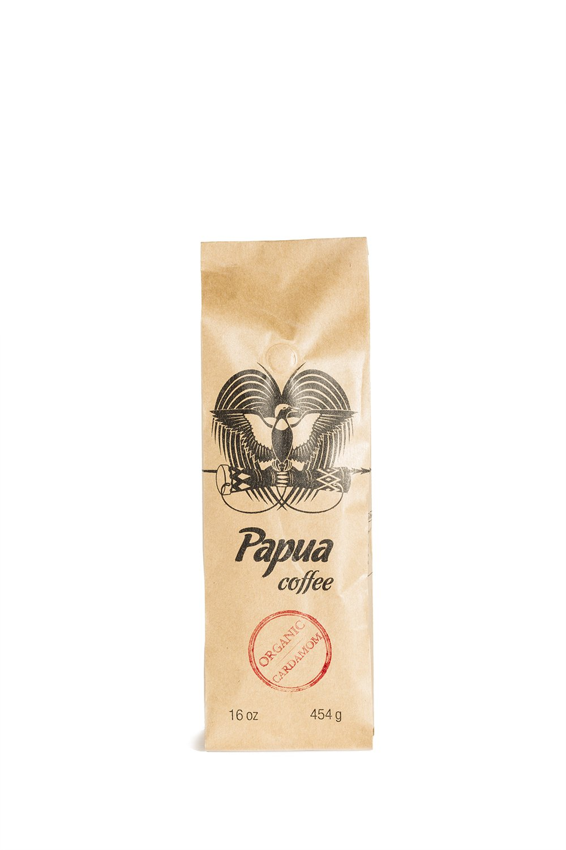 Papua Cardamom Coffee (16oz)