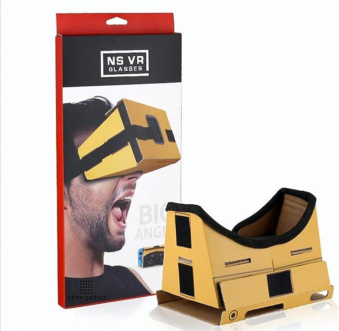 Coomatec VR - Gafas 3D para Nintendo Switch, Mario Zelda: Amazon.es: Electrónica