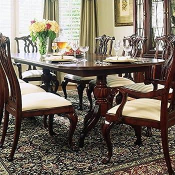 Amazon Com American Drew Cherry Grove Oval Leg Formal Dining