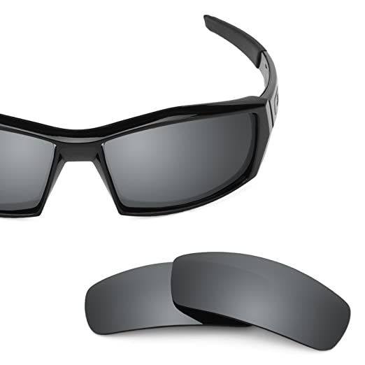 e870e9d13c5 Revant Polarized Replacement Lenses for Oakley Canteen (2006) Elite Black  Chrome MirrorShield