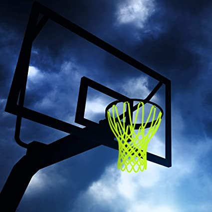 Amazon.com: Besmon - Red de baloncesto para exteriores que ...