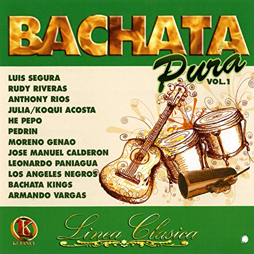 ... Linea Clasica Bachata Pura Vol. 1
