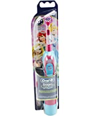 Battery-operated toothbrush for kids Braun Oral-B Stages Power Kids cls DB4.510.K Disney Princess Cinderella + timer