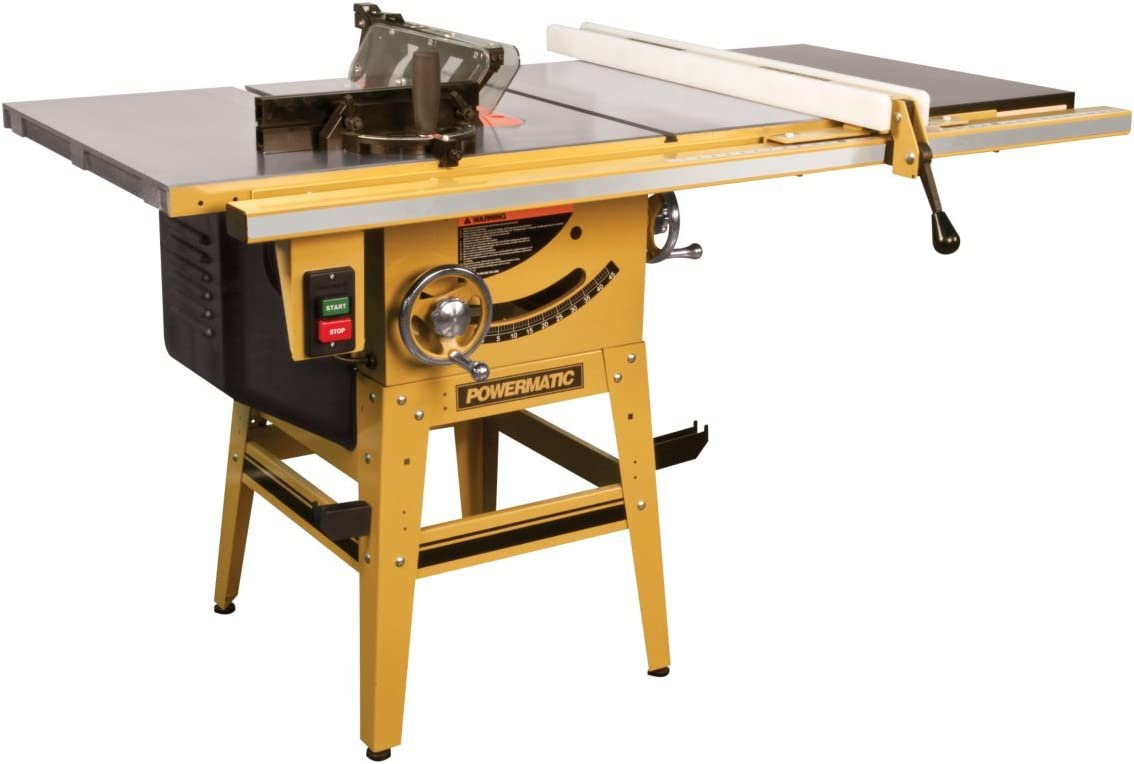 Powermatic 1791229K Table Saws product image 1
