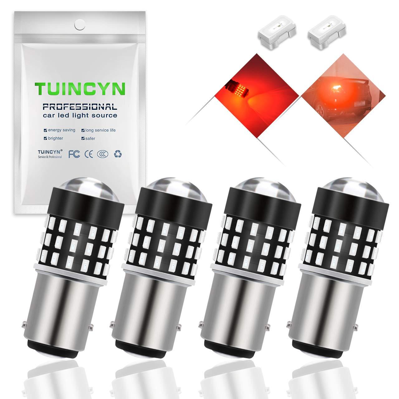 ambre clignotants 10 ampoules 7443 7440 T20 Ampoule /à LED Tuincyn feux de recul arri/ères 992