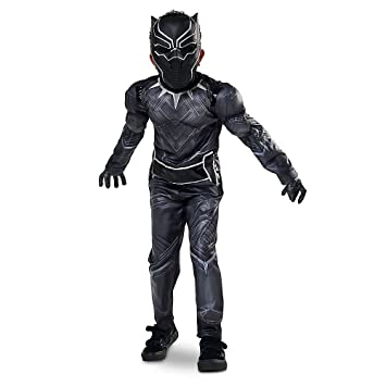 Image result for black panther kid costume