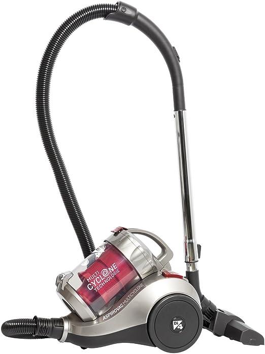 Di4 Aspirovac Multi-cyclone - Aspirador sin bolsa, 1,5L de ...