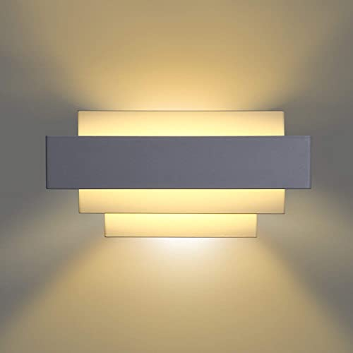 Lightess Modern LED Wall Light Up And Down Wall Lights Wall Lamp E27  Perfect For Living