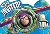 Disney Pixar Toy Story Birthday Boy Party Invitation 16 Count Save the Date Stickers