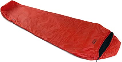 BASECAMP RED 3 Season Snugpak THE SLEEPING BAG