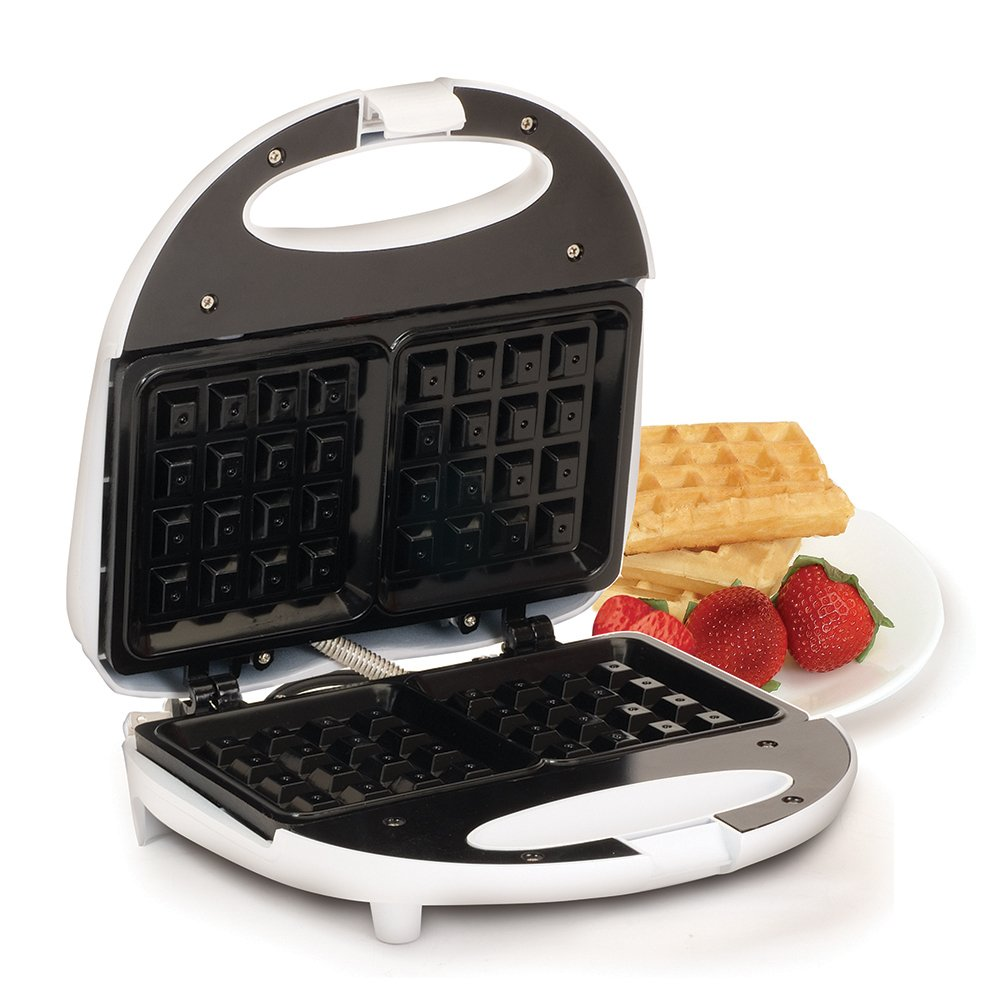 Maxi-Matic EWM-9008K Waffle Maker White