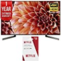 Sony XBR55X900F 55-Inch 4K Ultra HD Smart LED TV (2018 Model) w/ Netflix $50 Gift Card + 1 Year Extended Warranty